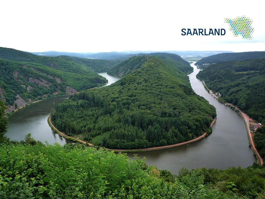 Saarland Saarschleife