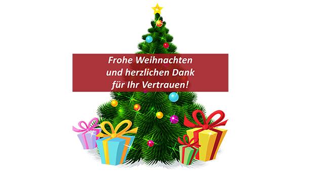 2015: Frohe Weihnachten nach einem wunderbaren Jahr