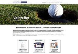 Homepage Werbeagentur